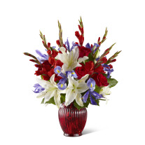 S43-5028 - The FTD Loyal Heart Bouquet