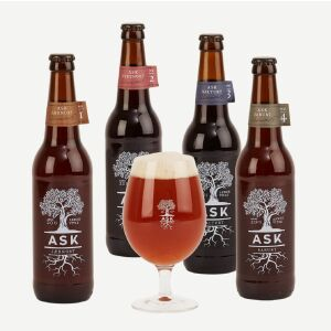 ASK beer - 4 variants